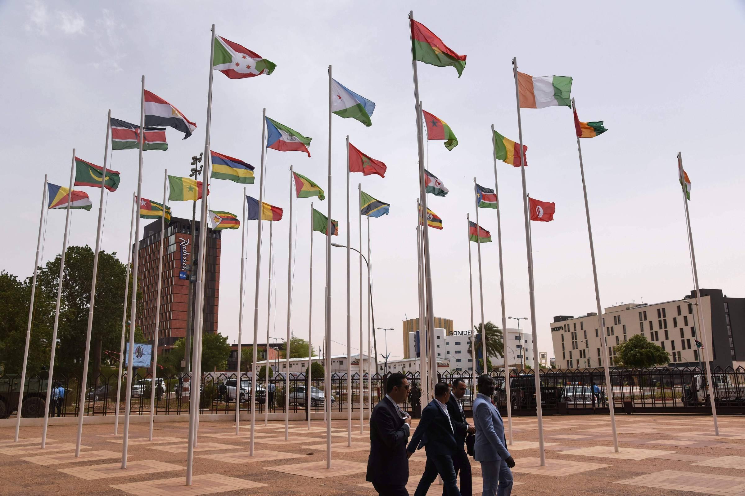 Lançamento de Zona de Comércio Livre Africana